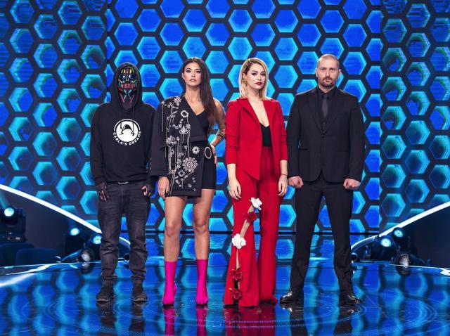 """Vlad Musta, Maria Cojocaru, Alexandra Crișan și Marcel Roșca,  pregătiți pentru ultima luptă la """"The Four – Cei 4"""""""