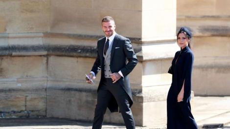 David şi Victoria Beckham își donează ținutele de la nunta regală. Care este motivul
