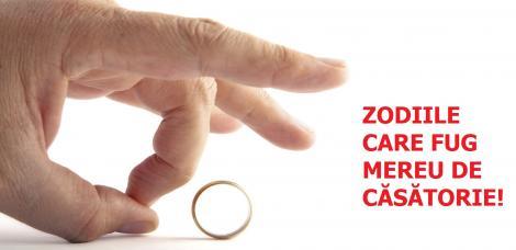 Ia-ți ADIO de la căsătorie dacă partenerul tău are această ZODIE! Horoscopul iubirii îți dezvăluie totul