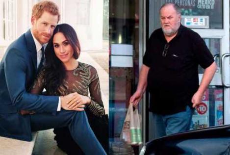 """Tatăl lui Meghan Markle, dezvăluire ȘOCANTĂ despre fiica sa și familia regală britanică! """"Este terifiată..."""""""
