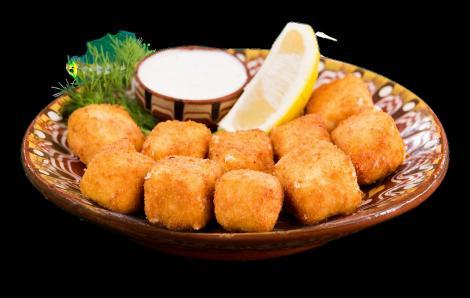 Rețetă de crochete de cașcaval cu cartofi, perfecte printre aperitivele unei mese festive!
