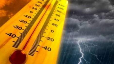 Vremea 21 iulie 2018. Prognoza meteo anunță tempearturi mari! Unde va ploua