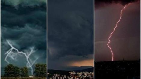 Vremea 24 iulie. Prognoza meteo anunță ploi! Cand e prima zi de soare