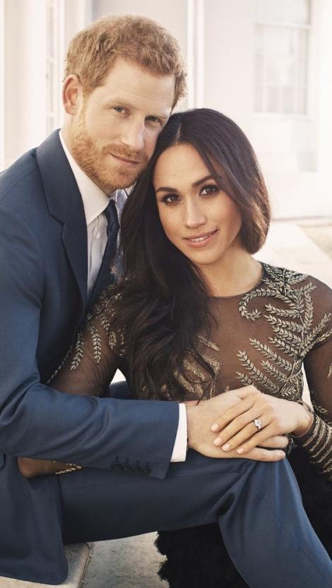 Prințul Harry și soția sa, Meghan, se mută în casa lor. Iată cum arată reședința