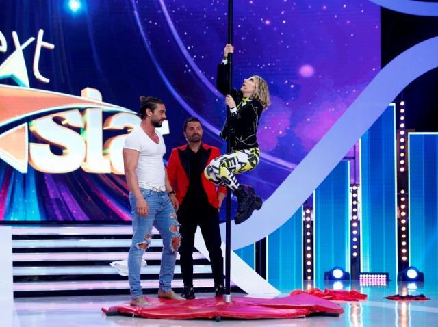 """Vedetele fac acrobații la """"Next Star""""! Dorian îi șochează pe toți cu un detaliu neașteptat: """"Eu am făcut o dată dans la bară"""""""