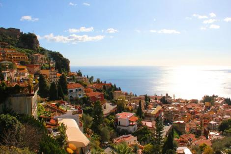 Tur cu iz exotic în Sicilia, Sardinia și Corsica