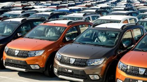 Anunţ bombă: Dacia, ocupă primele 3 locuri în topul preferinţelor britanicilor