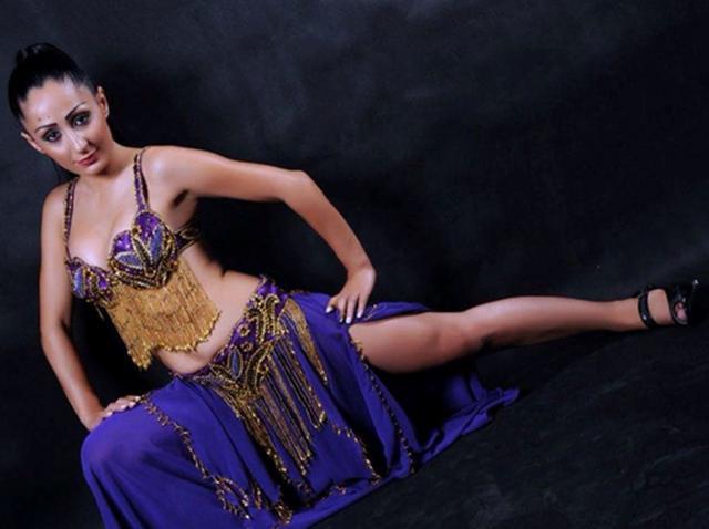 """Dansatoarea Pamela, la """"Totul pentru dragoste"""": sechestrată de soacră și obligată să se mărite cu fratele soțului ei decedat"""