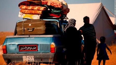 """""""Așteptările noastre au fost depășite""""! Numărul de persoane care au fost nevoite să își părăsească casele!"""