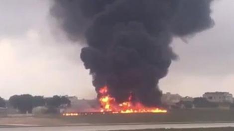 ACCIDENT aviatic MISTERIOS în Polonia. Pilotul avionului care s-a prăbușit era extrem de bine pregătit