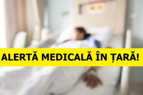"""PANICĂ în spitalele din România! Medicii trag un semnal de ALARMĂ! """"Poate fi fatală"""""""