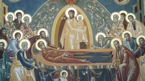 SFÂNTA MARIA 2018. Ce NU ai voie sub nicio formă să faci de Adormirea Maicii Domnului. Mulţi creştini habar nu au că este mare păcat!