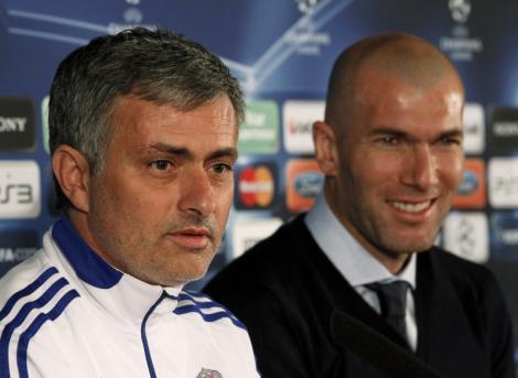 ȘOC în fotbalul european! Zinedine Zidane, pe banca unei super-echipe din Premier League? Ce nume greu înlocuiește Zizou