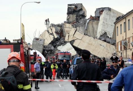 Răsturnare de situație în cazul românului despre care s-a spus că a murit în urma prăbuşirii unei porţiuni din viaductul Morandi! Anunțul de ULTIMĂ ORĂ făcut de MAE