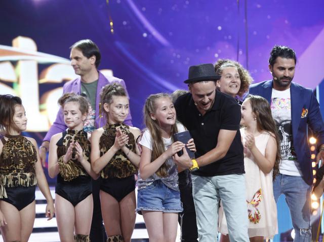 """Talentul incomensurabil a trimis-o în marea finală! Andreea, câștigătoarea celei de-a zecea ediții a sezonului nouă """"Next Star"""""""