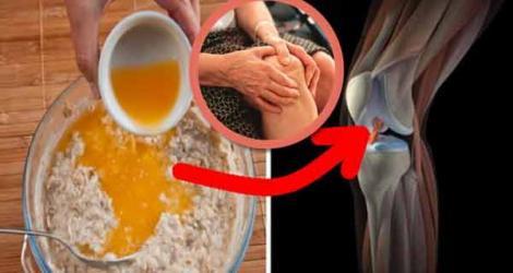 Cum să scapi de durerile la genunchi, fără să mergi la doctor! Remediul ieftin și la îndemâna oricui pentru a uita de chin!