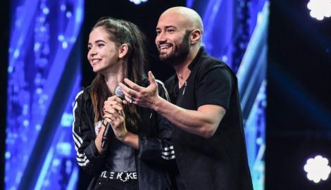 """Mihai Bendeac, emoționat la maximum de o concurentă X Factor: """"Dacă aș putea să plâng în locuri publice, acum aș hohoti"""""""