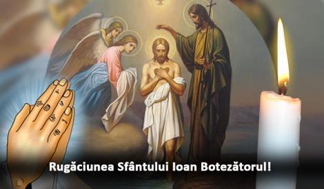 Tăierea Capului Sfântului Ioan Botezătorul. Rugăciunea acestui praznic