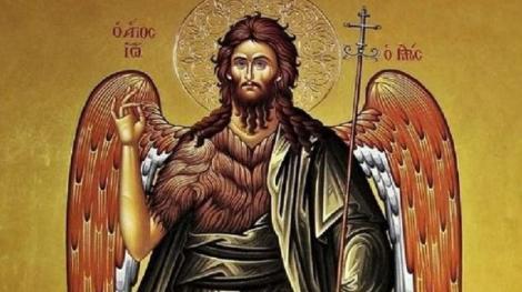 Calendar creștin ortodox 2018. Câte sărbători are în an Sf Ioan Botezătorul