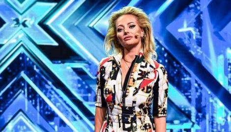 """Jurata """"X Factor"""", Delia, nu ține cont de preț când vine vorba de ținutele sale"""
