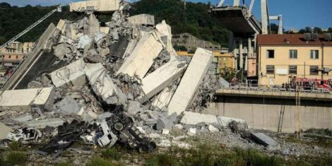 Alertă în Genova! Pericolul NU a trecut! Motivul pentru care tragedia s-ar putea repeta