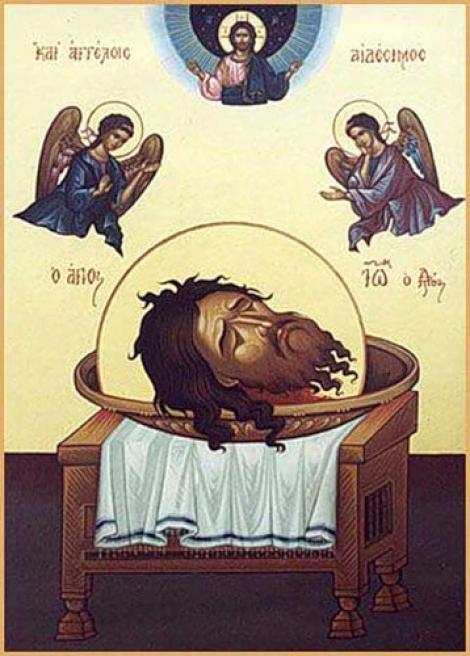 Tăierea Capului Sfântului Ioan Botezătorul. Ce NU ai voie să faci pe 29 august