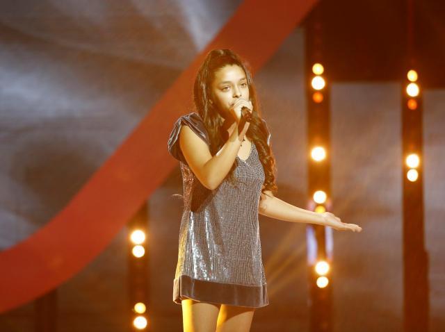 """O Whitney Houston în miniatură. Giulia Tabără, interpretare de senzaţie la """"Next Star"""": """"Vocea-i voce, bă!!!"""""""