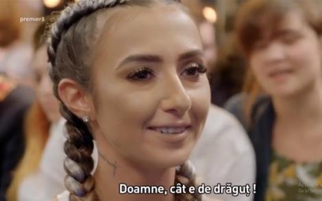 """Cupidon lovește la X Factor! Karina Crăciun a pus ochii pe Vlad Drăgulin: """"Credeam că eşti urâţel, dar..."""""""