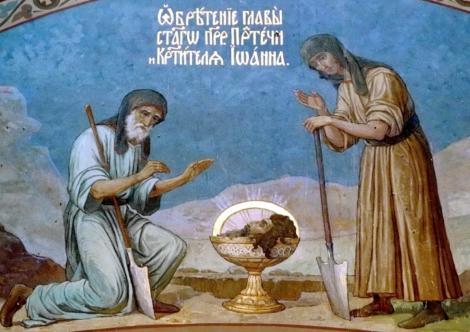 Tăierea capului Sfântului Ioan Botezătorul. De ce se ține post negru mâine