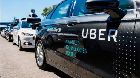 Toyota va investi 500 milioane de dolari în Uber pentru a dezvolta o mașină autonomă, fără șofer!
