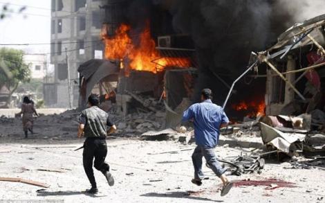 """ULTIMĂ ORĂ! Atentat sinucigaș într-o moschee! Presa internațională: """"Sunt zeci de morți și de răniți!"""""""
