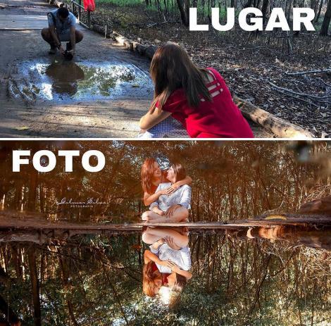 Imagini SPECTACULOASE! Un fotograf dezvăluie SECRETUL din spatele unor fotografii impresionante rezultate din cadre absolut banale  – GALERIE FOTO