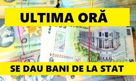 Anunțul de ultimă oră făcut de autorități! Persoanele care vor primi vouchere de 3.000 de euro în următoarea perioadă