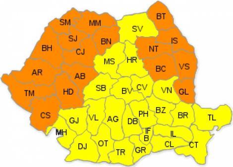 Meteo 31 august 2018. Vreme caniculară în România