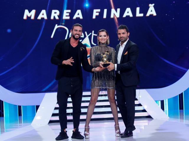 """""""Next Star"""" își alege câștigătorul. Trofeul de 20.000 de euro va fi înmânat de handbalista de talie mondială Cristina Neagu"""