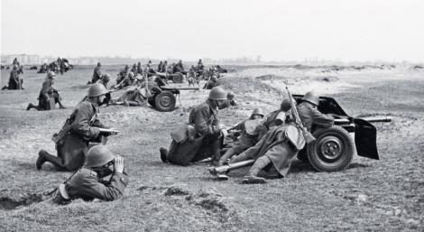 1 septembrie 1939! Invadarea Poloniei a dat startul unuia dintre cele mai teribile conflicte armate din istoria omenirii!