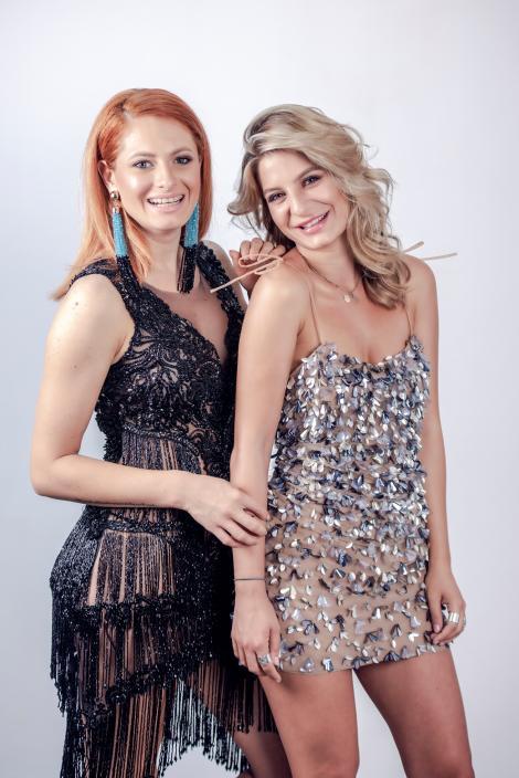 """Din 8 septembrie, la Antena 1,  Raluka și Ana Baniciu vor cânta în duet, la """"Te cunosc de undeva!"""": """"Suntem sigure că ne vom distra foarte tare"""""""