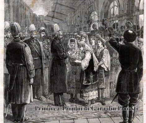 Ploieștiul a fost capitala Rusiei! O cârciumă la 250 de oameni, 14 bordeluri, împărțite frumos, pentru soldați și pentru ofițeri. Țarul a donat o icoană făcătoare de minuni.