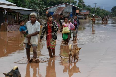 Un nou bilanț oficial după două săptămâni de la TRAGEDIA din Laos: 130 de persoane sunt în continuare dispărute, 31 de cadavre au fost descoperite