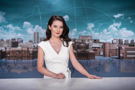 Andreea Țopan, noua prezență de la pupitrul de știri  al Observatorului