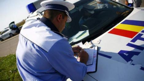 E jale pe șoselele din România! Mii de șoferi, prinși pe picior greșit! S-au dat mii de amenzi în doar 24 de ore!