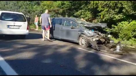Jale pe drumul spre mare! Accident rutier grav: Sunt mai multe victime! Un bebeluș printre răniți