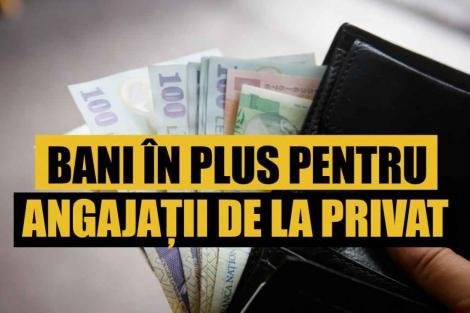 E știrea momentului! Se anunță creșteri salariale pentru sute de mii de  români! Cine sunt cei vizați și câți bani vor primi în plus lunar