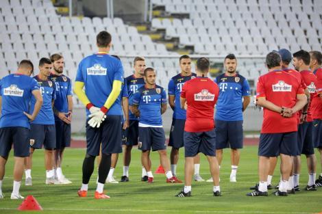 """Serbia - România, Liga Națiunilor! Meciul adevărului pentru Cosmin Contra. Echipa probabilă a """"tricolorilor"""""""