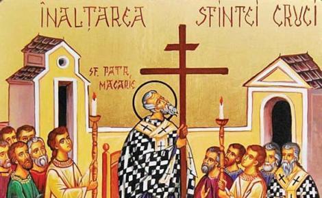Înălțarea Sfintei Cruci, 14 septembrie. De ce se ține post în această zi?