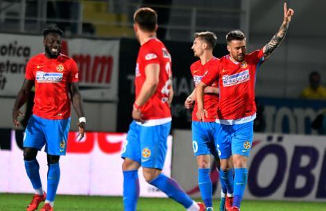 """BREAKING NEWS! Lovitură cruntă pentru FCSB: cel mai bun jucător, accidentare foarte gravă. Câte meciuri va rata """"creierul"""" echipei"""