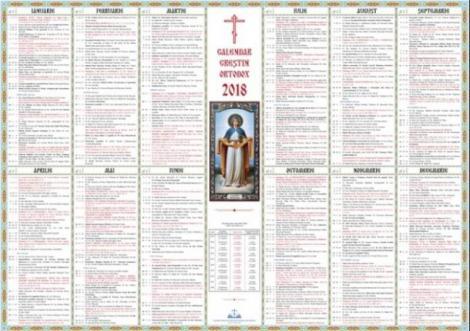 Calendar ortodox 13 septembrie. Sărbătoare religioasă în ajun de Ziua Crucii
