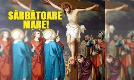 Sărbătoare mare pentru credincioși! Respectă acest obicei pentru belșug, vineri, 14 septembrie, de Ziua Crucii