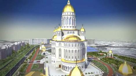 Încă NU am terminat de dat bani pentru Catedrala Mântuirii Neamului! Suma COLOSALĂ care va mai fi alocată