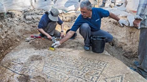 Descoperire ce RESCRIE ISTORIA, făcută în Israel. Arheologii nu știu ce să creadă